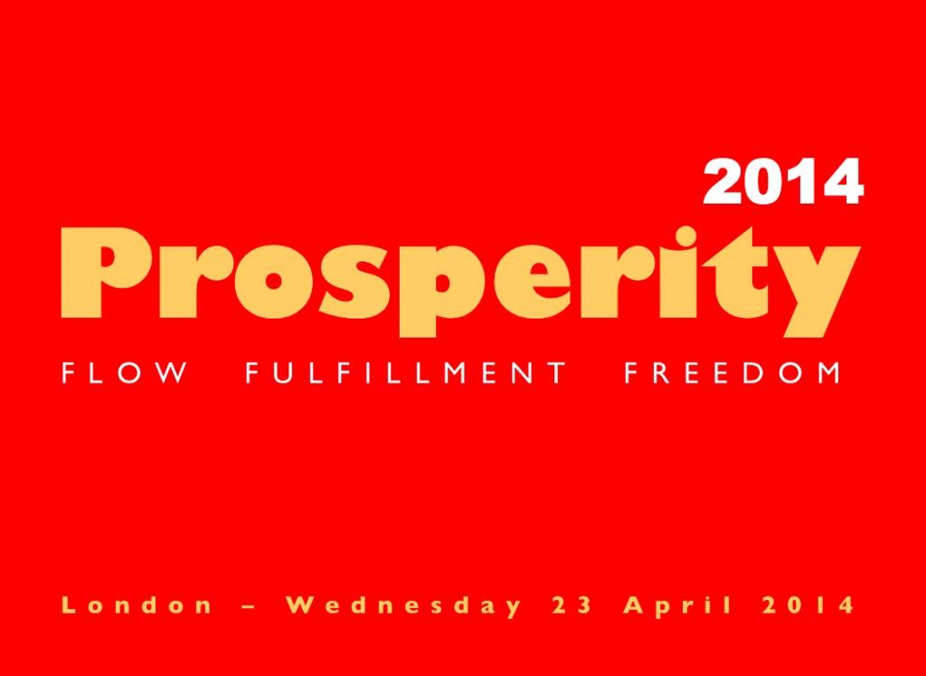 Prosperity 2014 logo